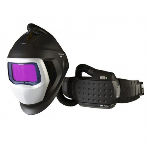 3M Speedglas 9100XX  Adflo Air Fed Welding Helmet